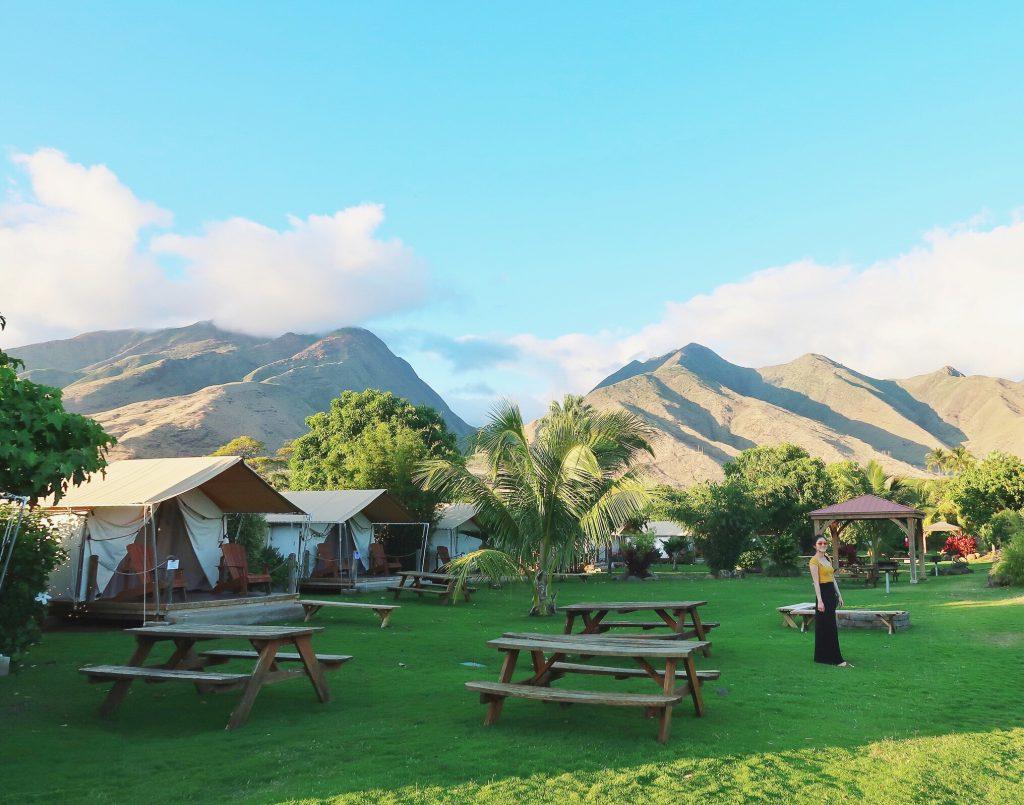 Camp Olowalu Maui