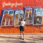 greetings from moab mural