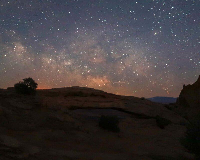 things to do moab utah stargazing